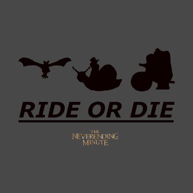TeePublic: NM Ride or Die no BG