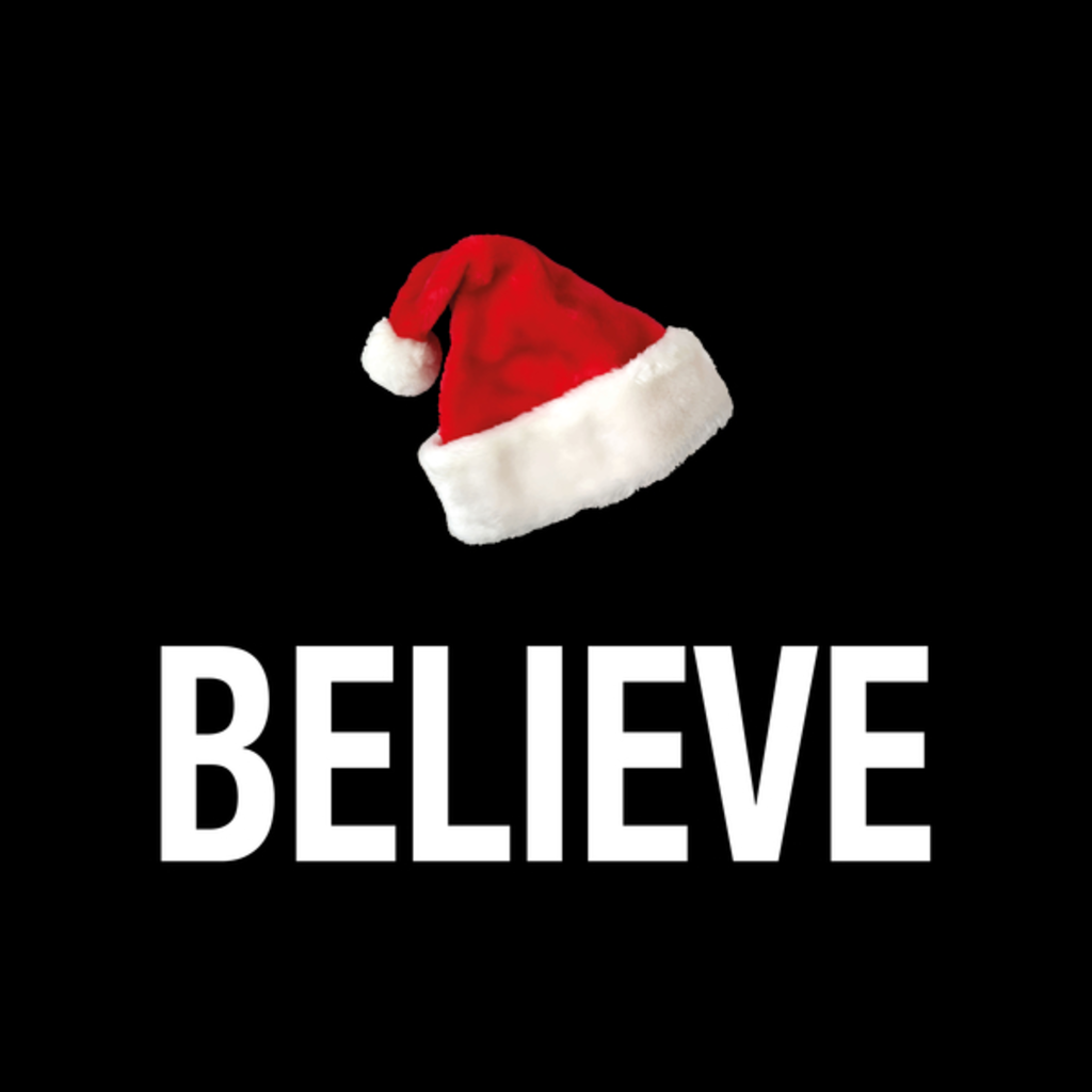 NeatoShop: Believe -- in Santa Claus