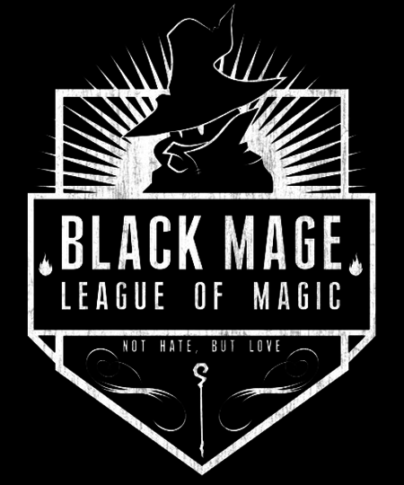Qwertee: League of Dark Magic