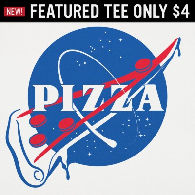 6 Dollar Shirts: NASA Slice