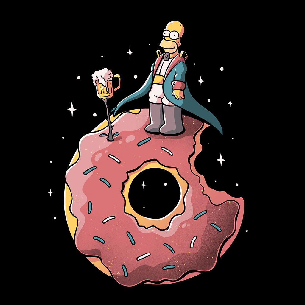 TeeTee: Le Petit Homer