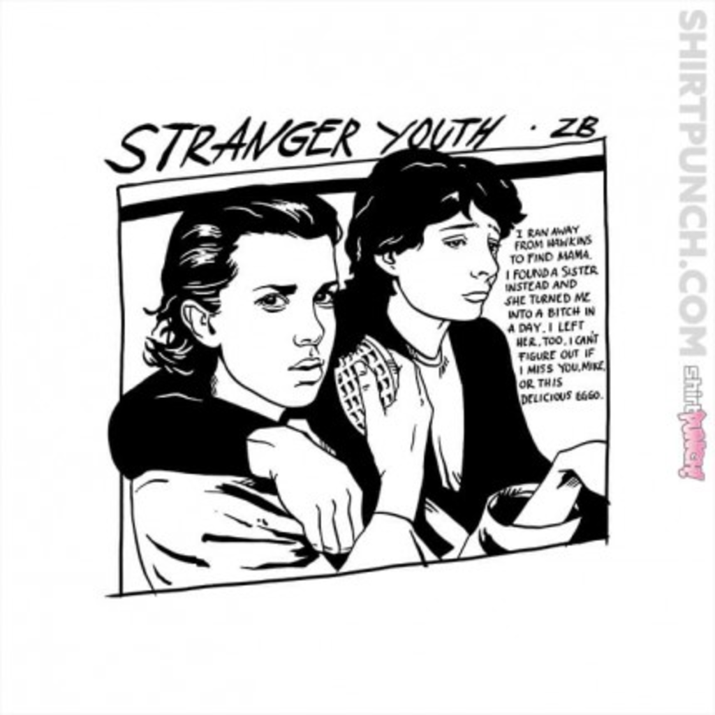 ShirtPunch: Stranger Youth