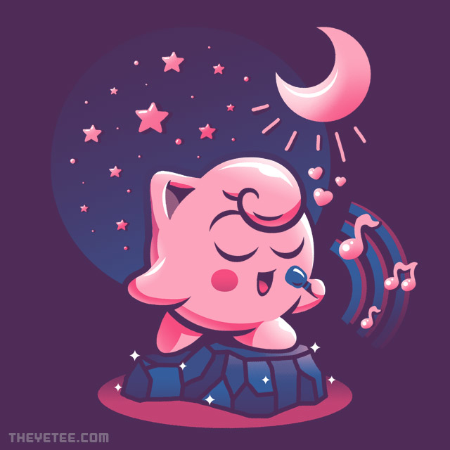 The Yetee: Midnight Melody
