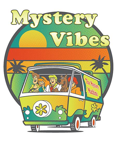 Qwertee: mystery vibes