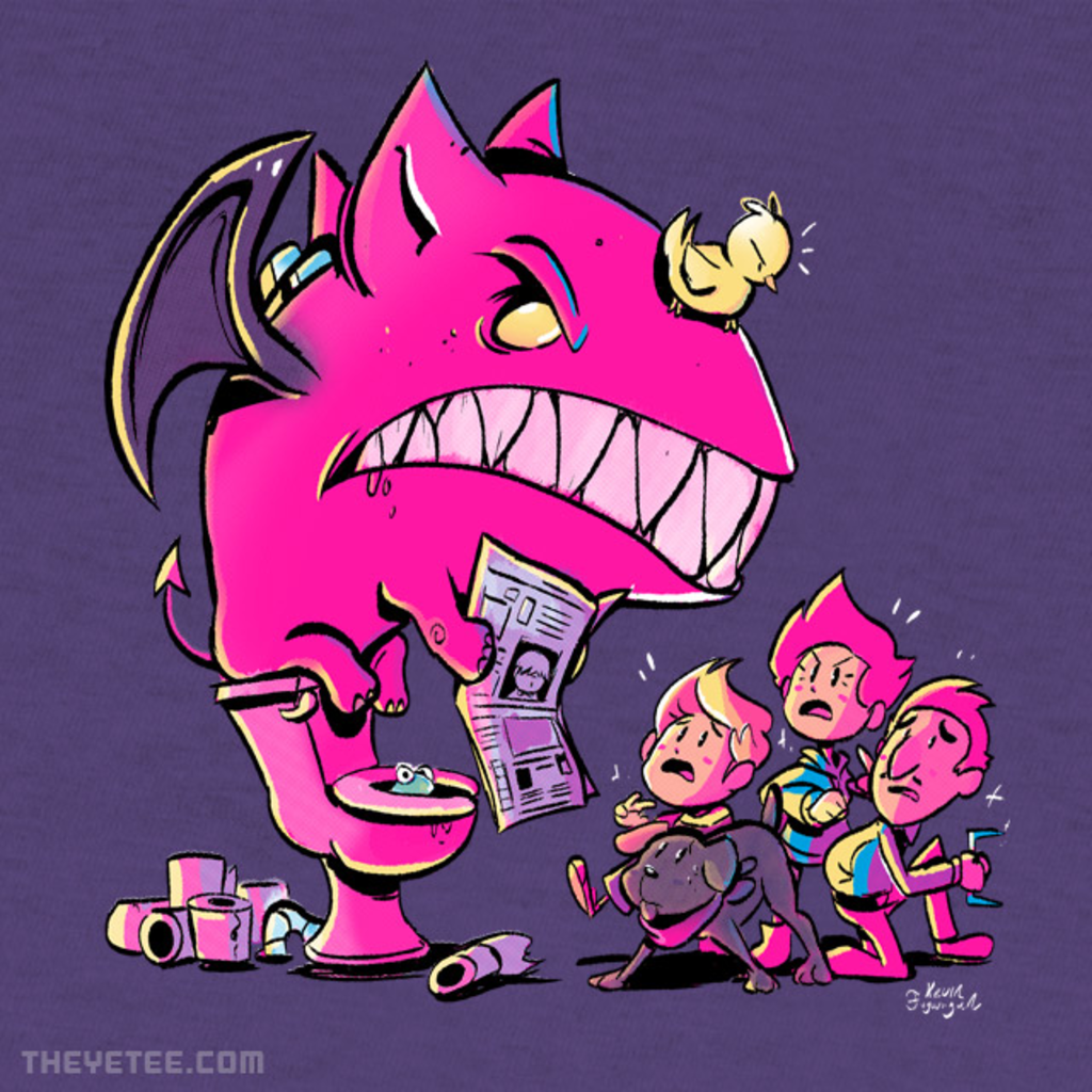 The Yetee: The Little Chimera's Room
