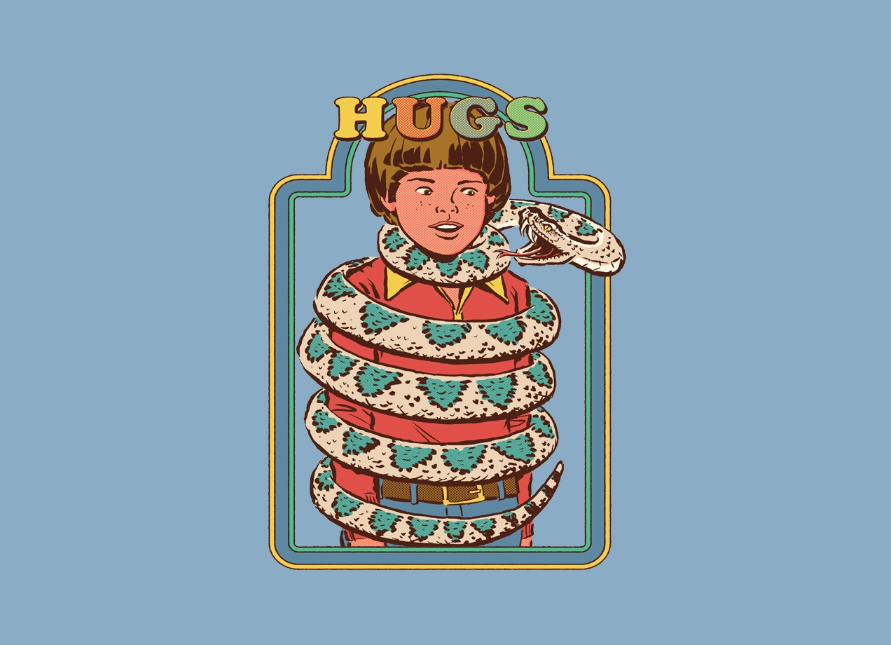 Threadless: Hugsss