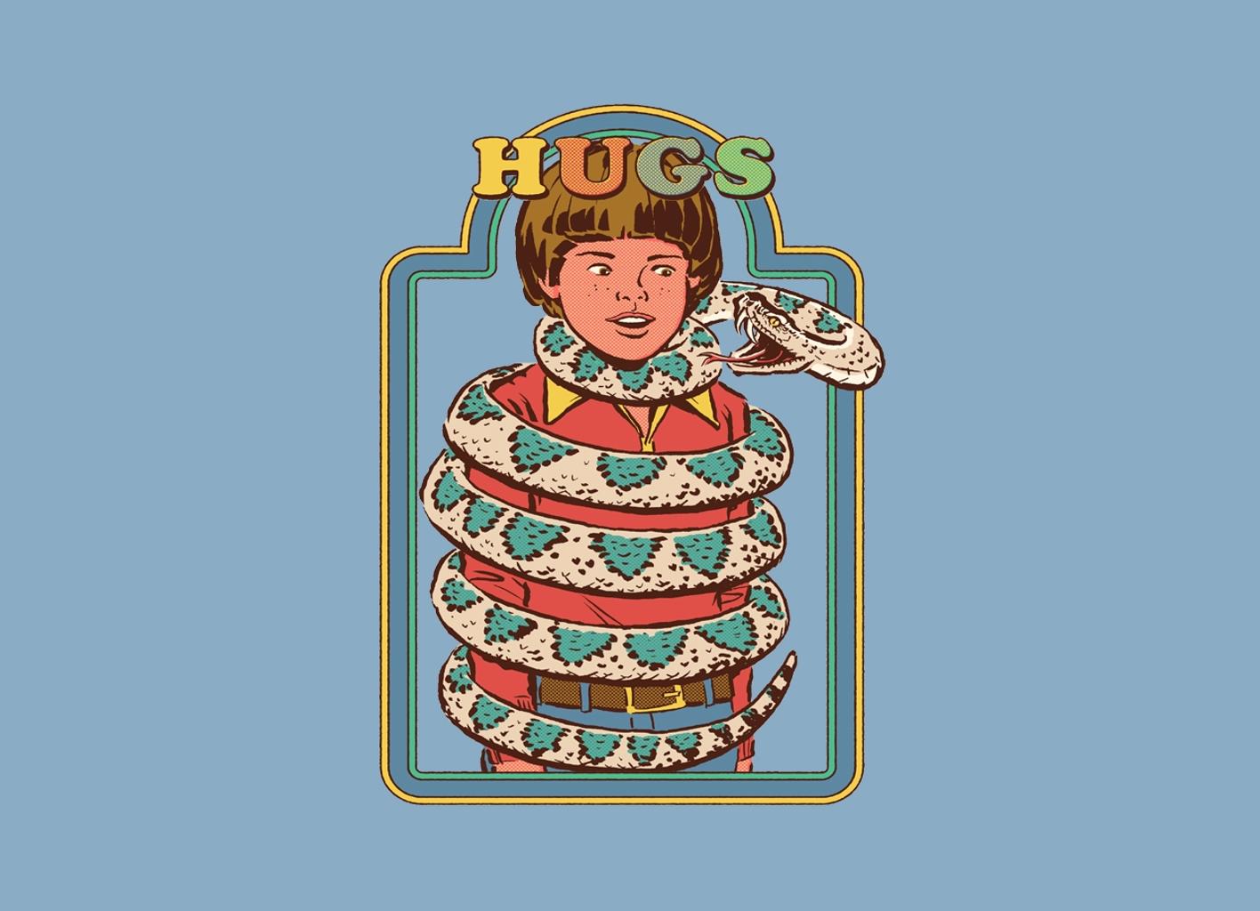 Threadless: Hugsss