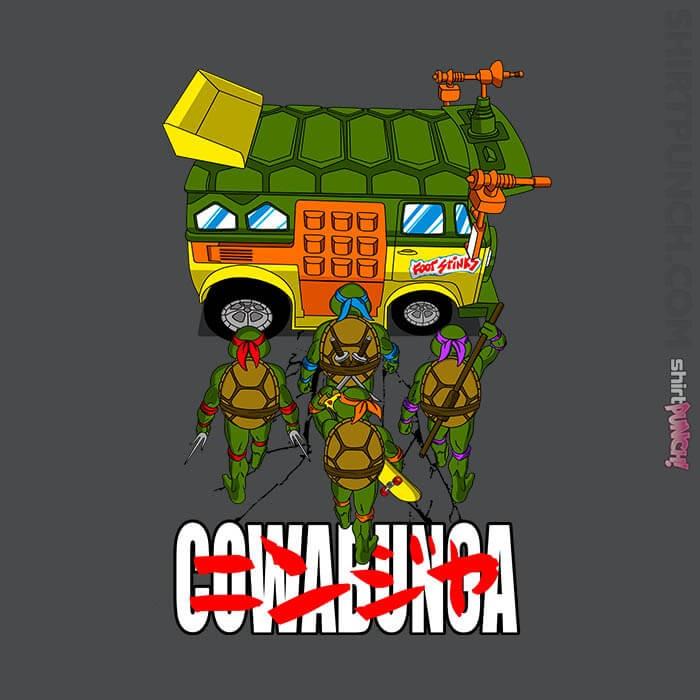 ShirtPunch: Akirabunga