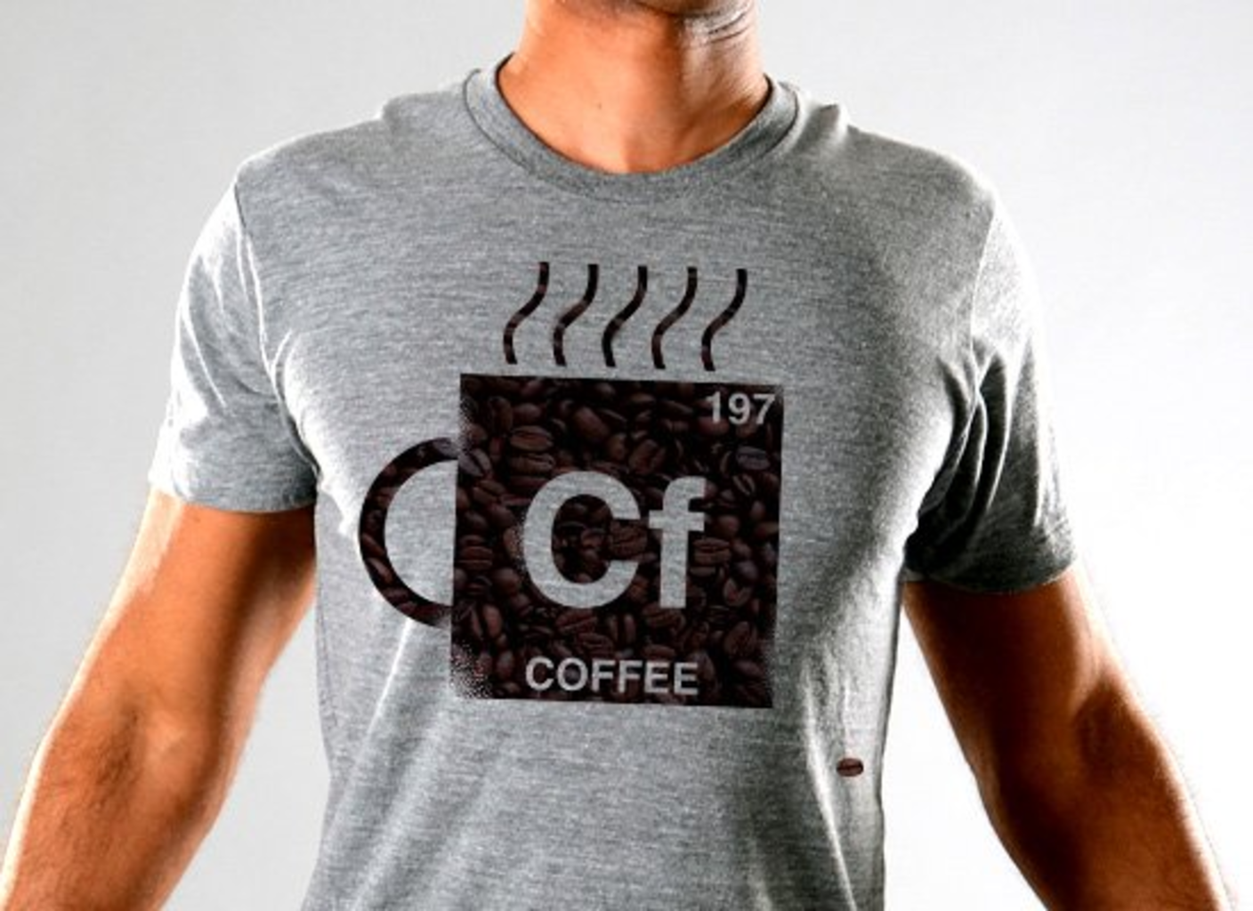 SnorgTees: Coffee Element Limited Edition Tri-Blend