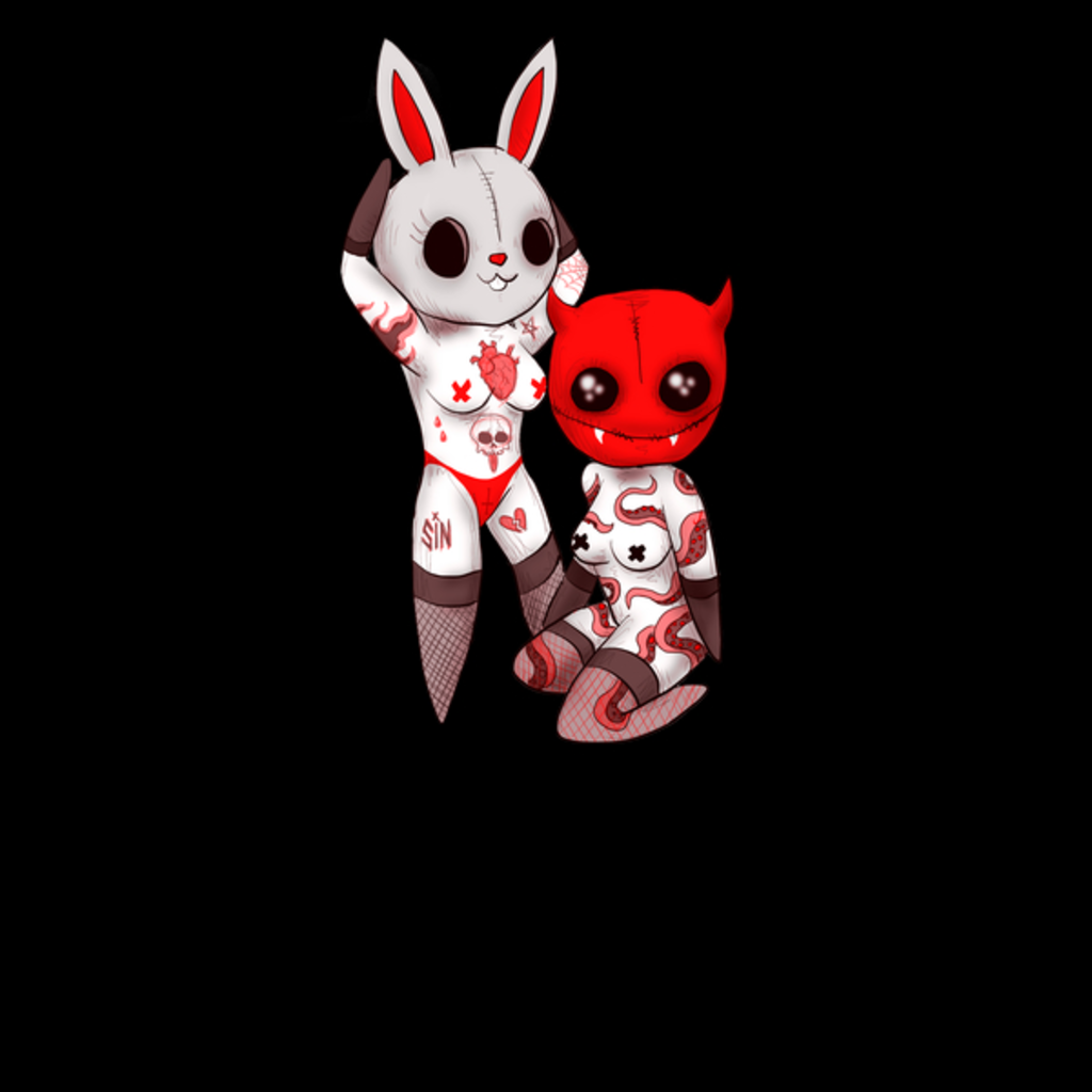 NeatoShop: The Rabbit and The Devil