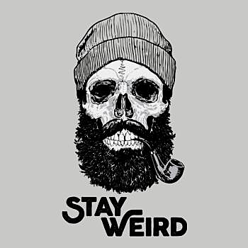 BustedTees: Stay Weird