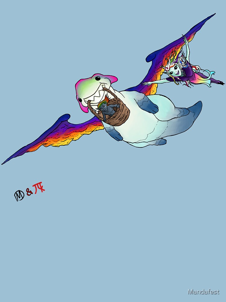 RedBubble: Fly With Us