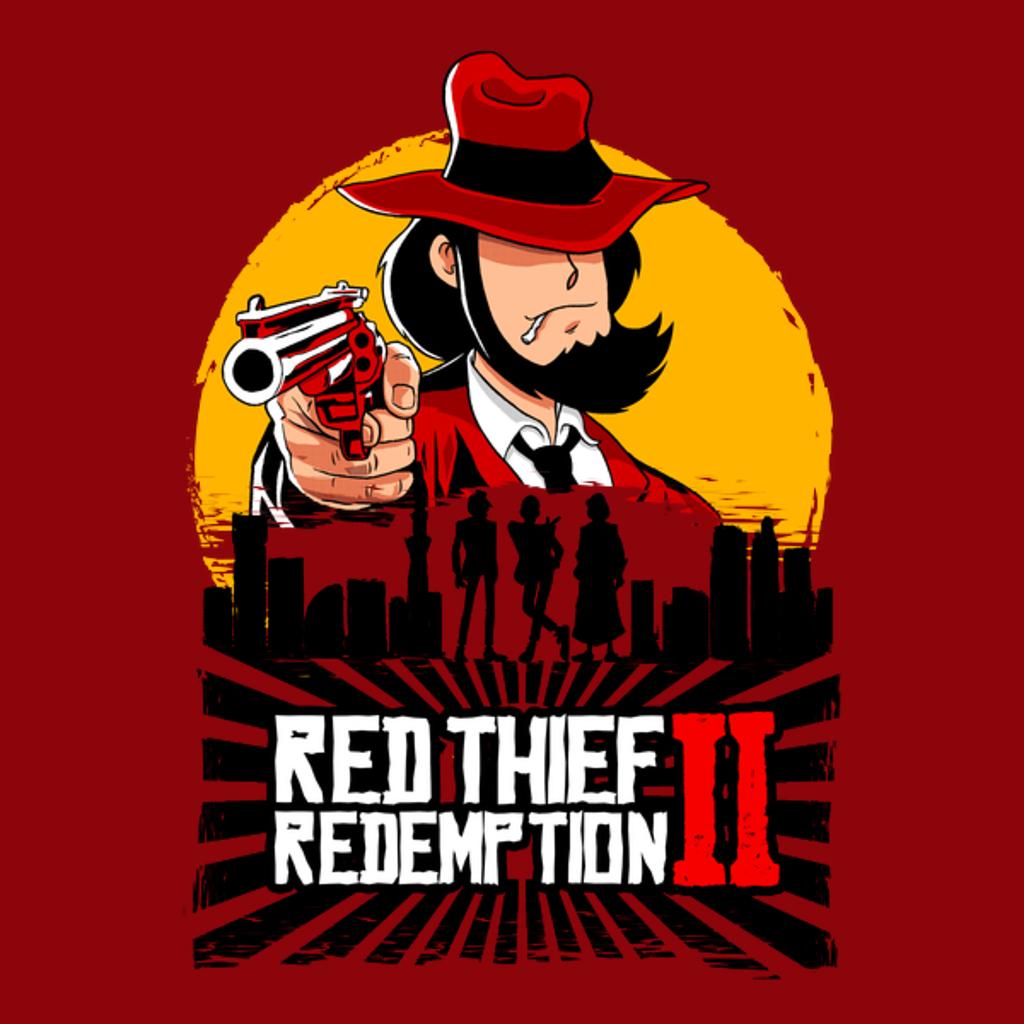 NeatoShop: Red Thief Redemption