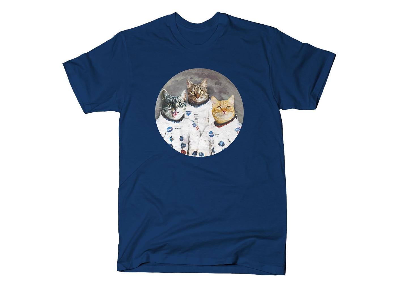 SnorgTees: Catstronauts