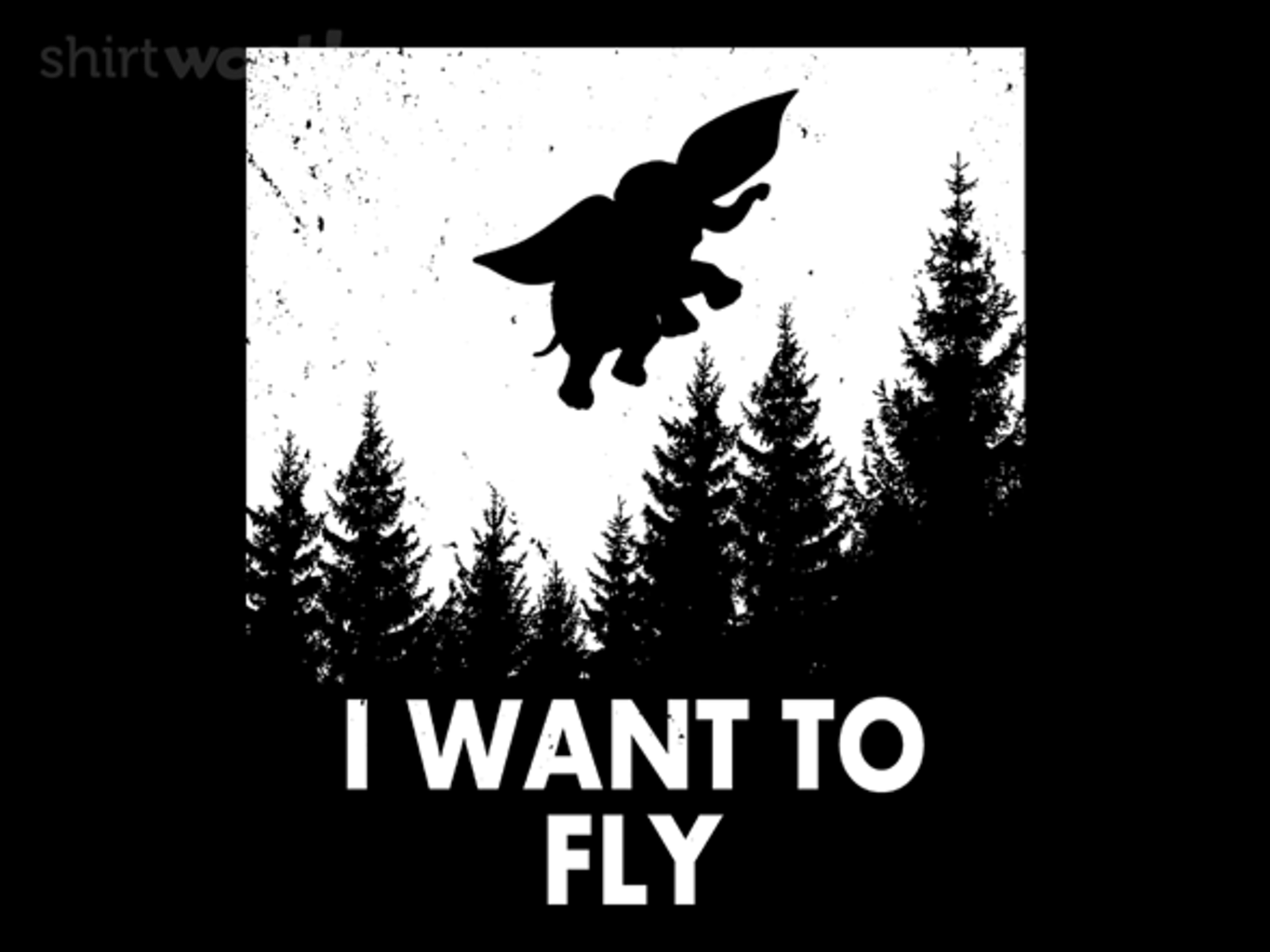 Woot!: I Want to Fly