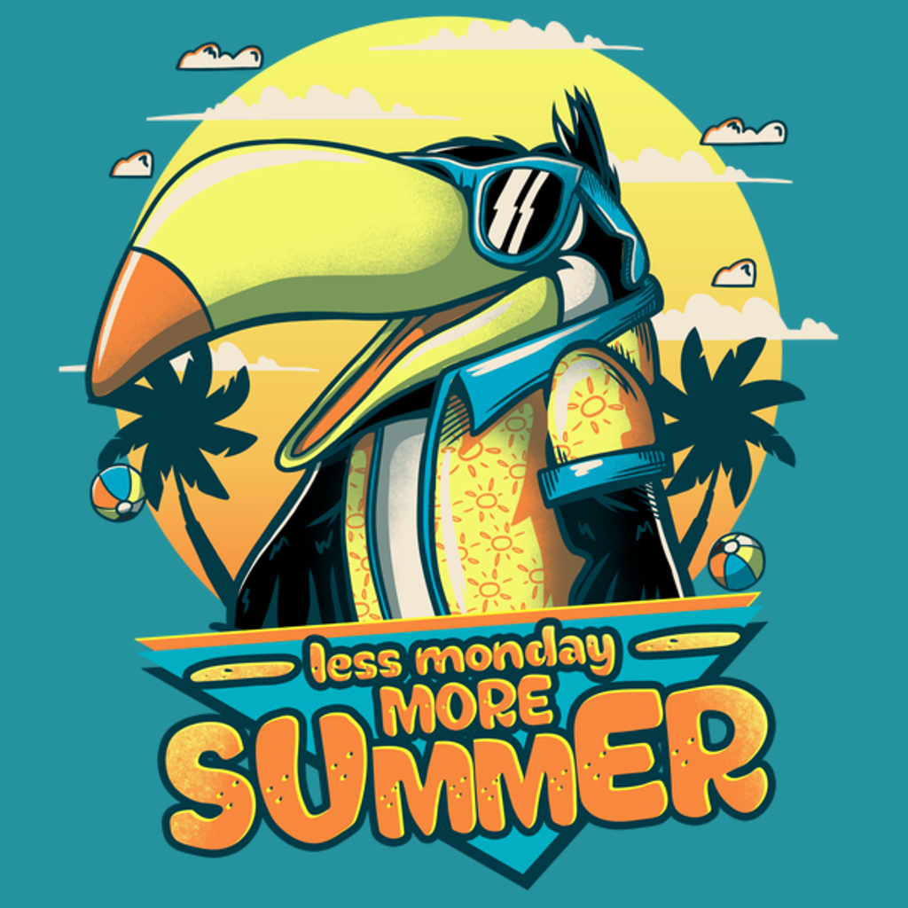 NeatoShop: Less Monday More Summer