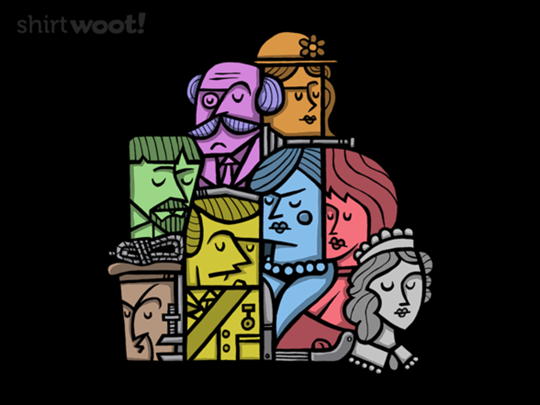 Woot!: Retro Cluedo