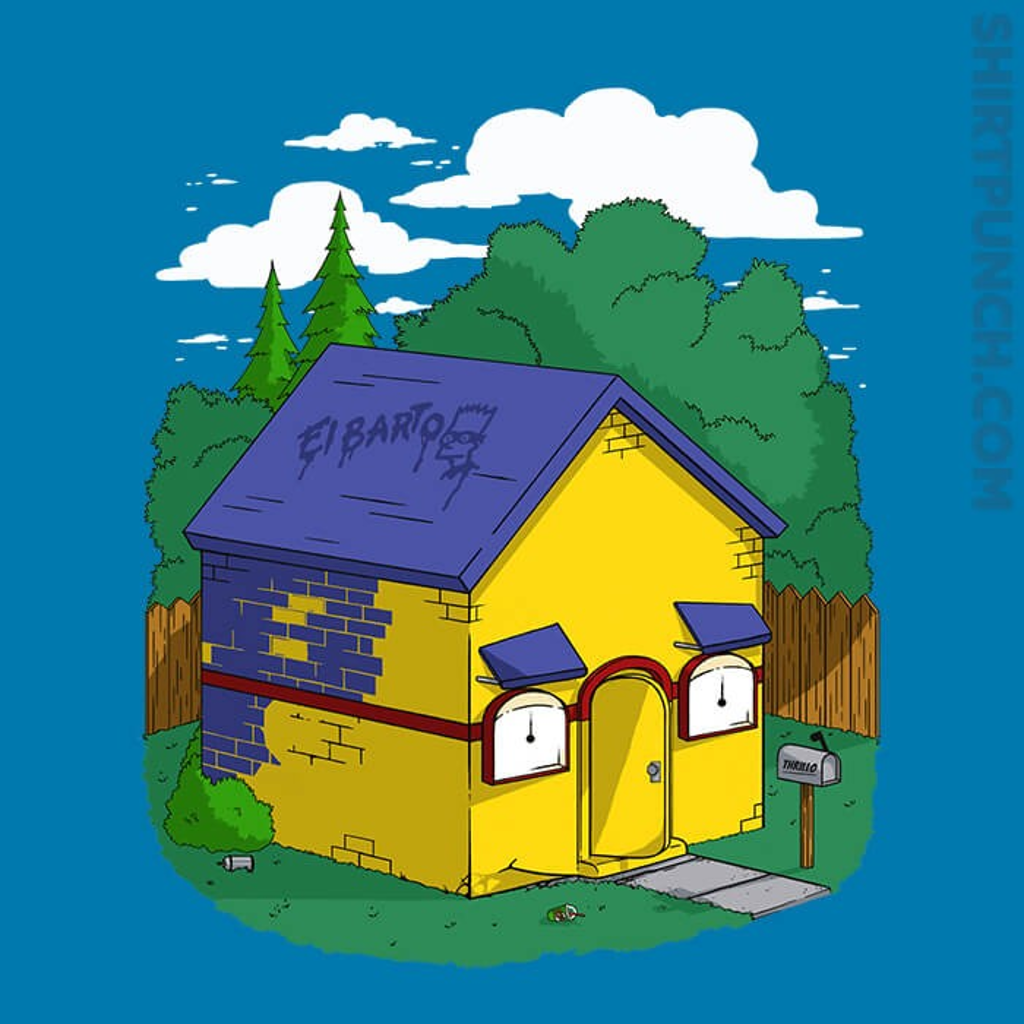 ShirtPunch: Mil House