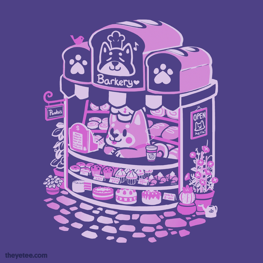 The Yetee: Morning Shift Barkery