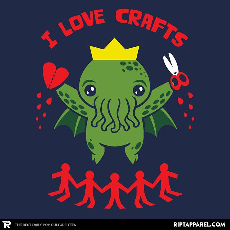 Ript: I Love Crafts