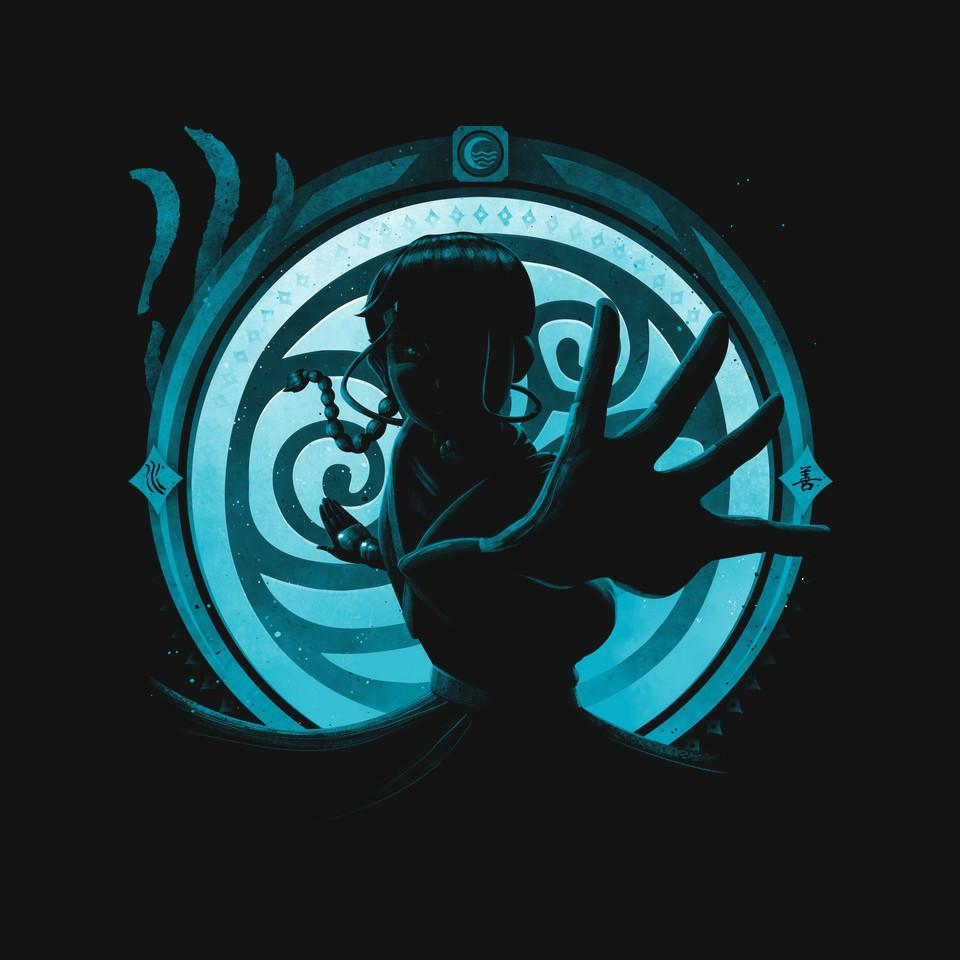 TeeFury: Water Master
