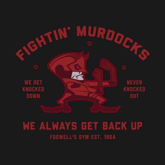 TeePublic: Fightin' Murdocks