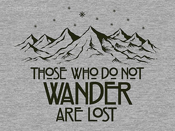 Woot!: Those Who Do Not Wander Remix