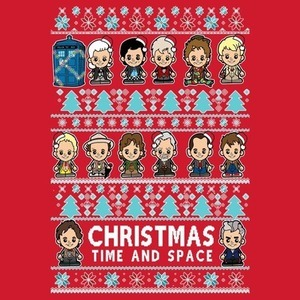 Snappy Kid: Lil Doctor Who Christmas