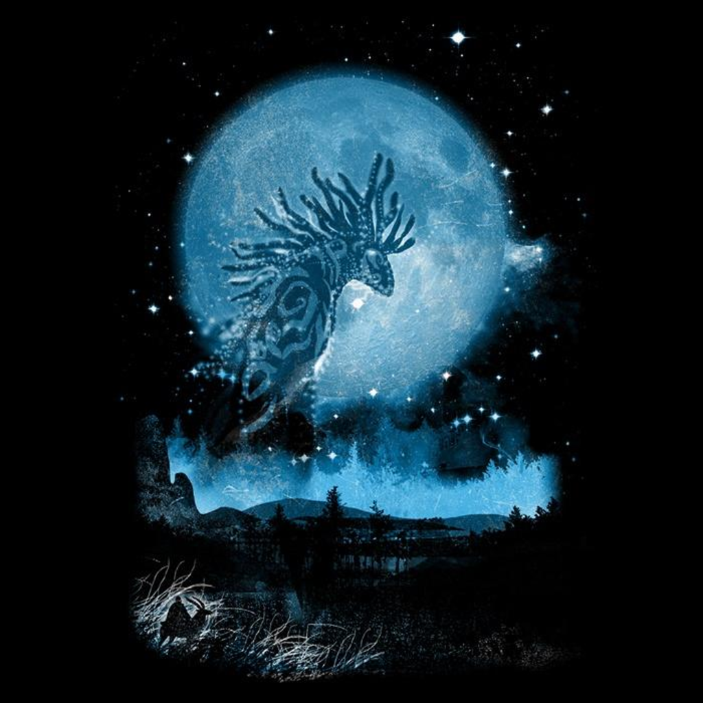 Once Upon a Tee: Night Walker