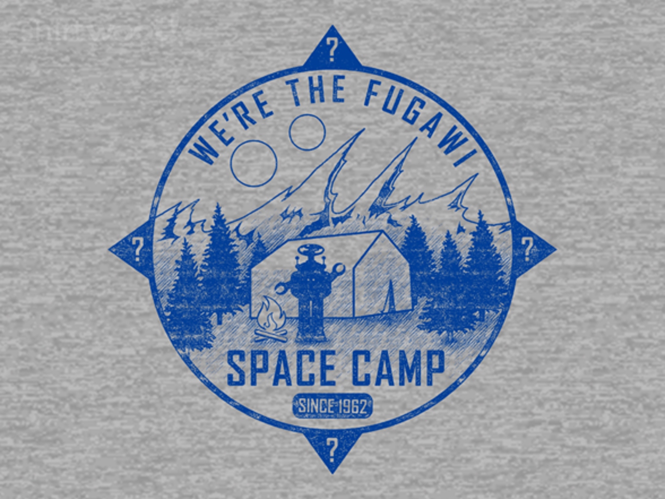 Woot!: Lost in Space Camp