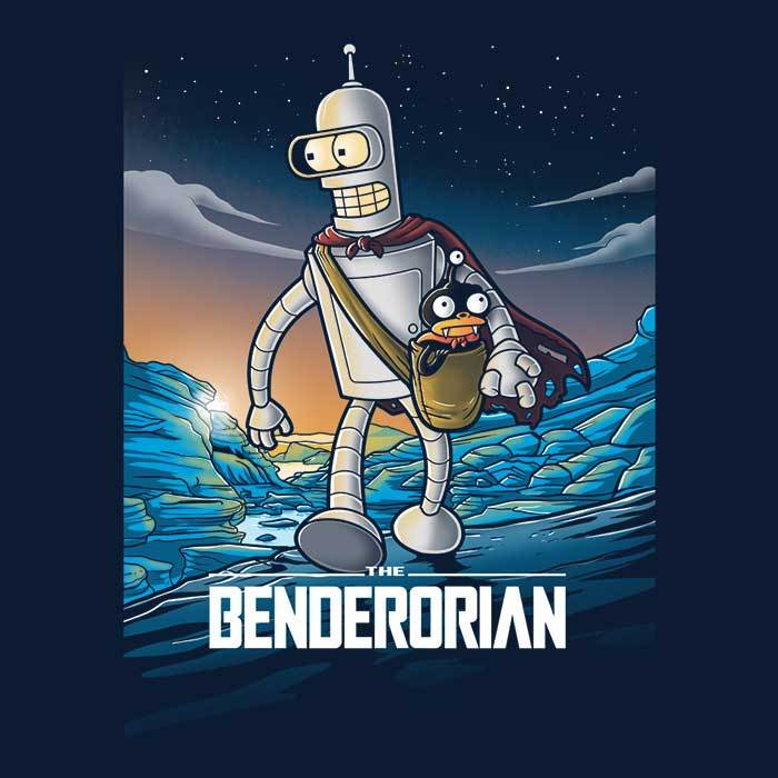 Once Upon a Tee: The Benderorian
