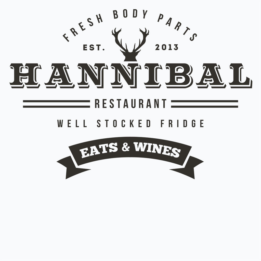 Pop-Up Tee: Hannibal Restaurant