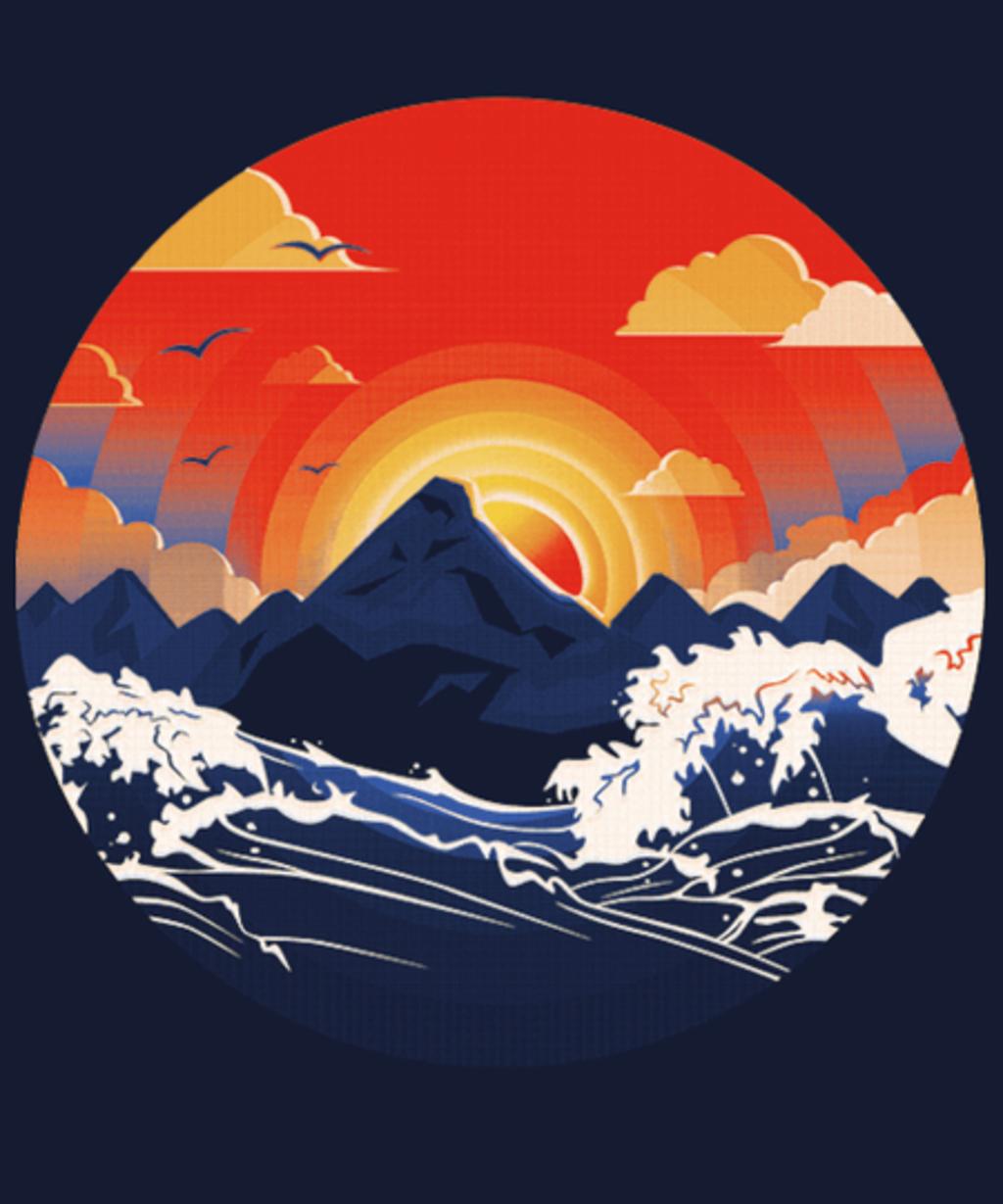 Qwertee: Over horizon