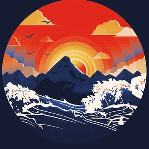 Qwertee: Over horizon