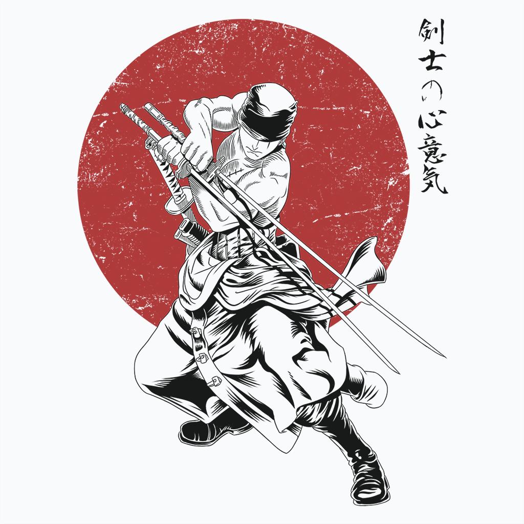 Pop-Up Tee: Sword's Master