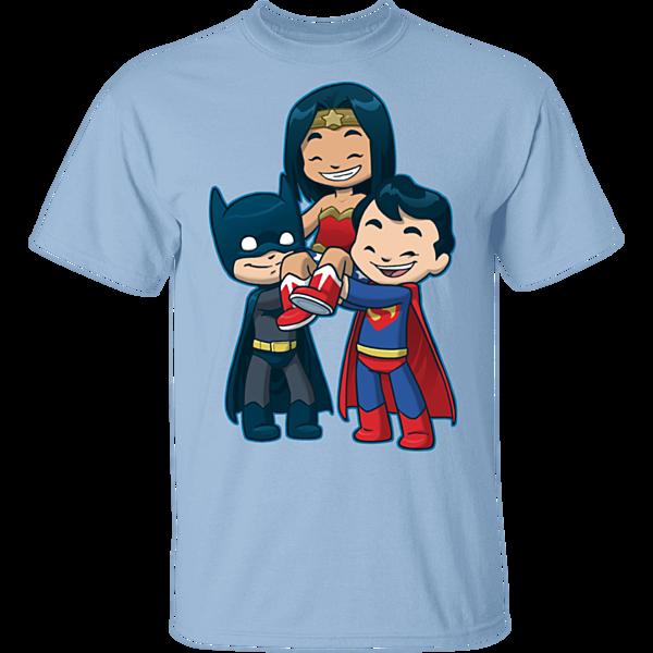 Pop-Up Tee: Wonder Friends
