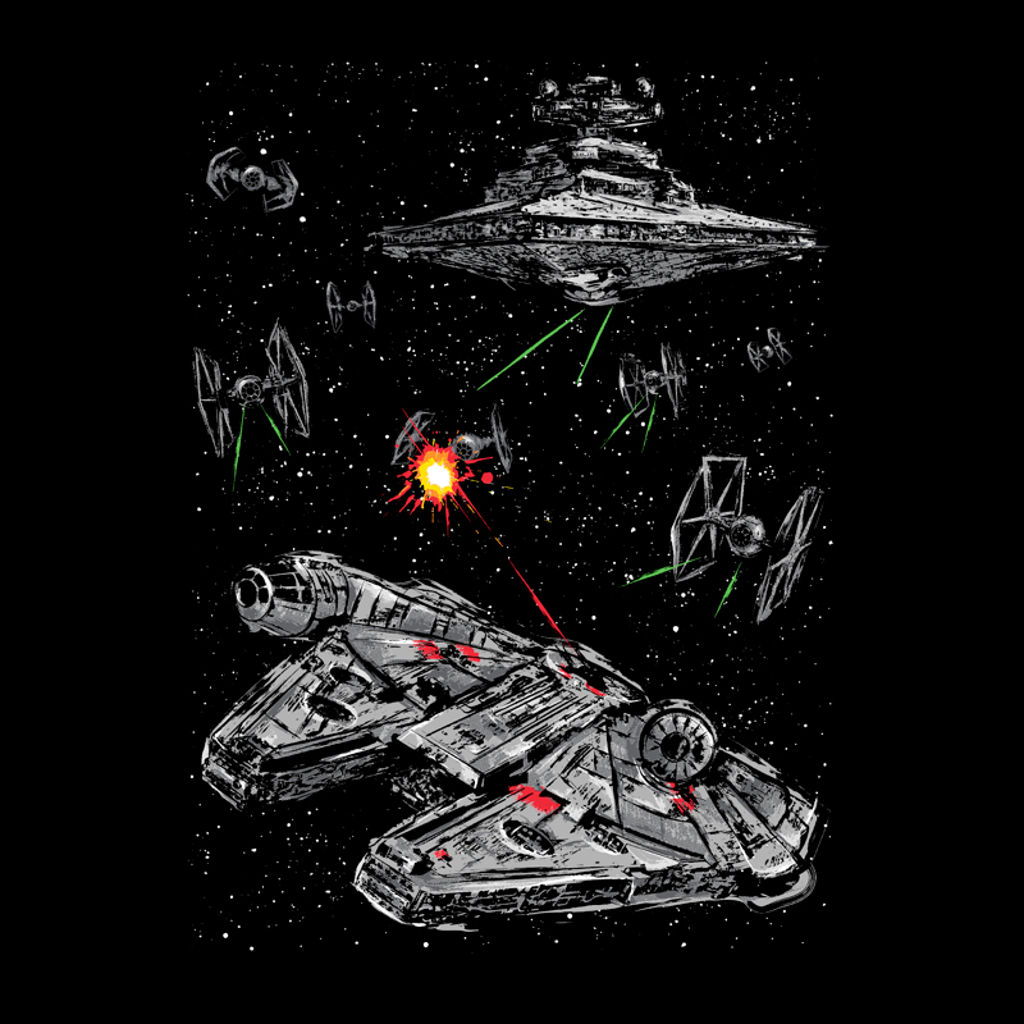 Pampling: Escape the Imperial Navy