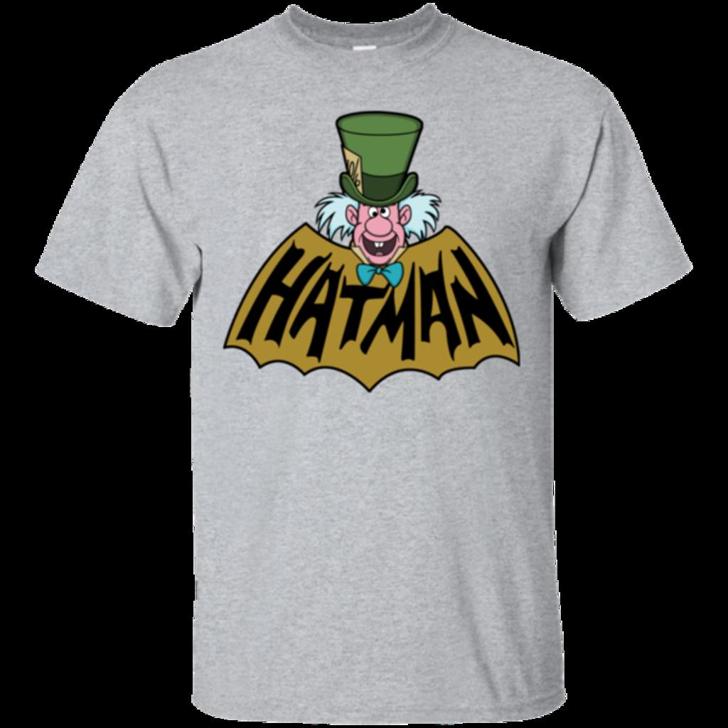 Pop-Up Tee: Hatman