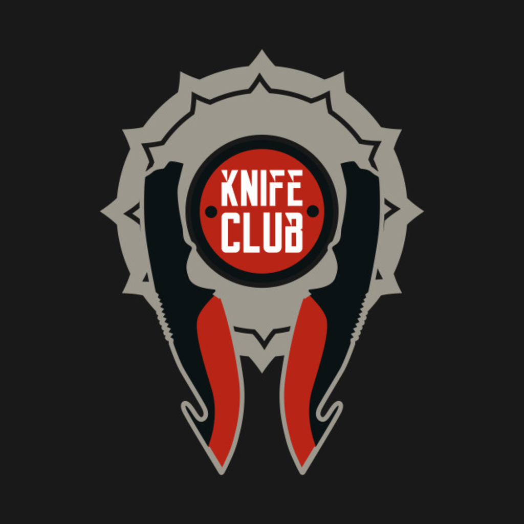 TeePublic: CSGO Knife Club - Gut Knife