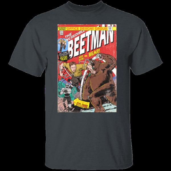 Pop-Up Tee: The Incredible Beetman