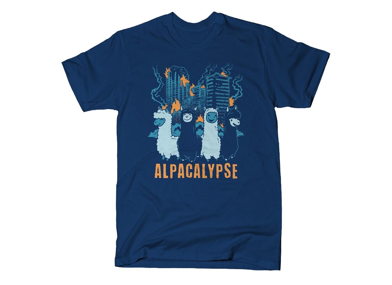 SnorgTees: Alpacalypse
