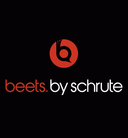 BustedTees: Beets by Schrute