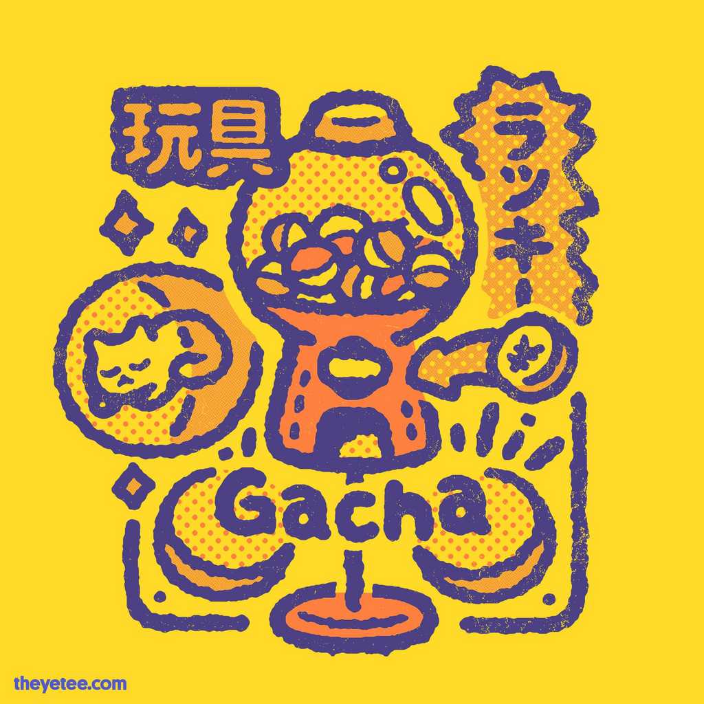 The Yetee: Toy Collector