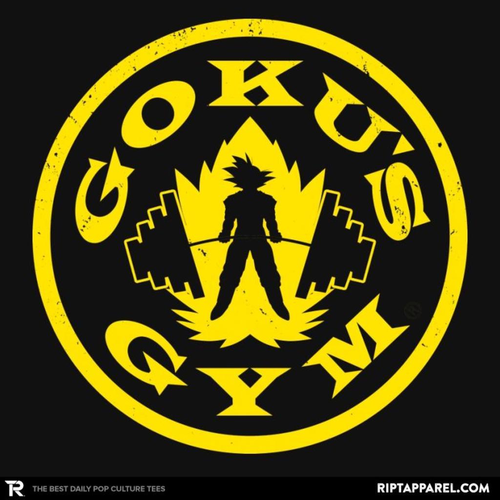 Ript: Goku's Gym