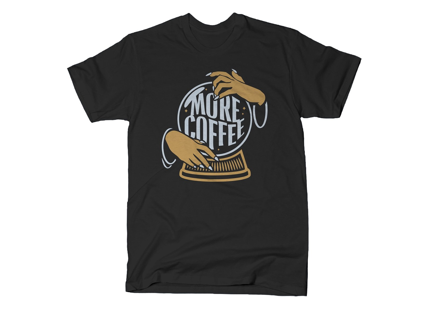 SnorgTees: More Coffee