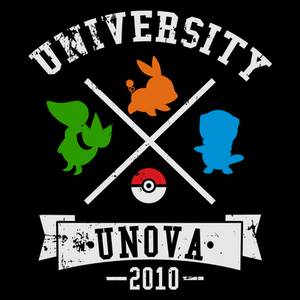 Pop-Up Tee: University Unova