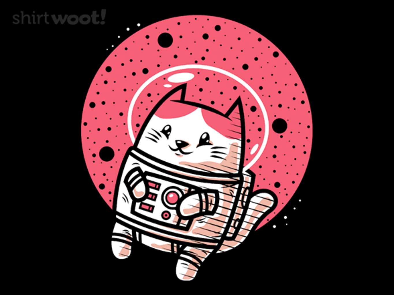 Woot!: Space Kitty