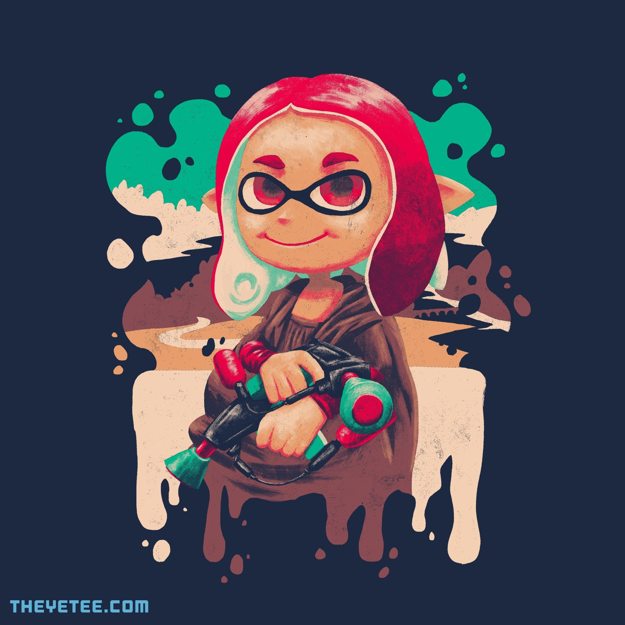 The Yetee: Inkling Lisa