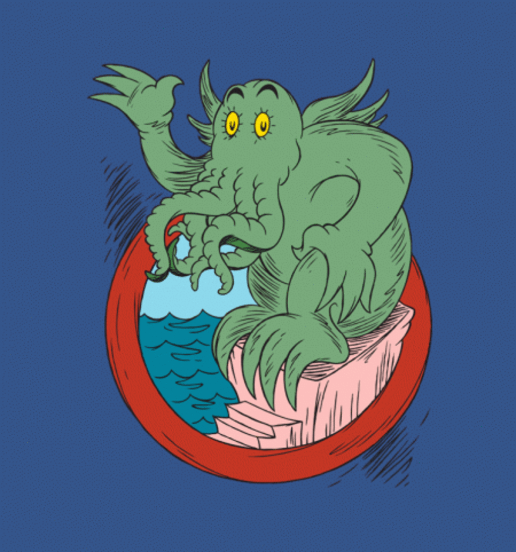 BustedTees: Cthulhu