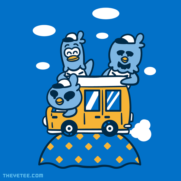 The Yetee: Camper Boys